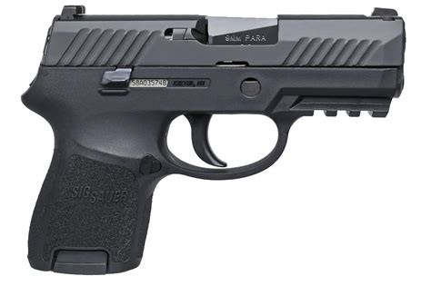 SIG SAUER P320 Sub-Compact 9mm A Review - USA Carry