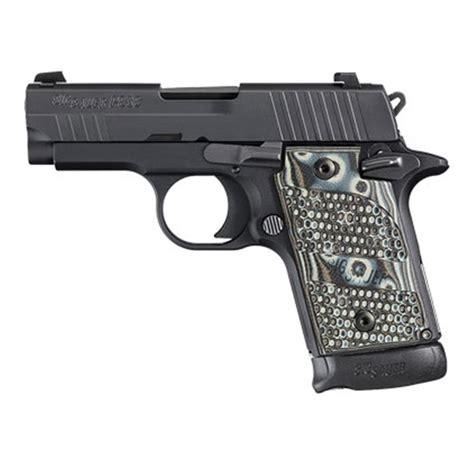 Sig-Sauer Sig Sauer P938 9mm Recoil.