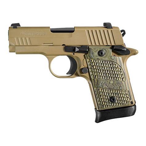 Sig-Sauer Sig Sauer P938 9mm Scorpion.
