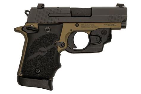 Sig-Sauer Sig Sauer P938 9mm With Laser.