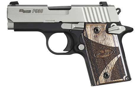 Sig Sauer P938 Blackwood Grips