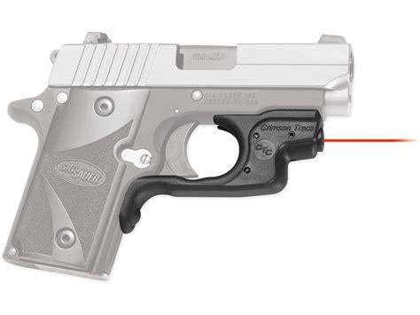 Sig Sauer P938 Crimson Trace Laser