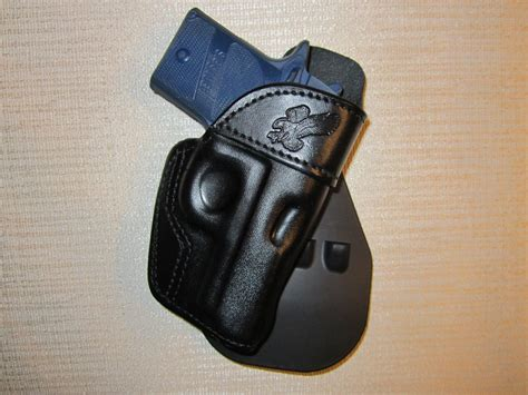 Sig Sauer P938 Paddle Holster