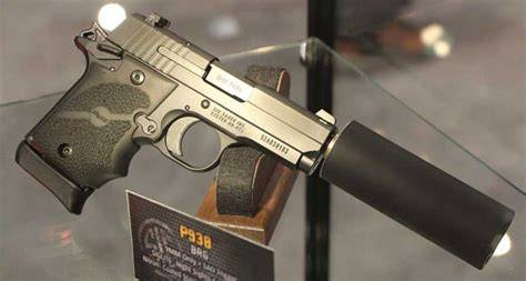 Sig Sauer P938 Suppressor