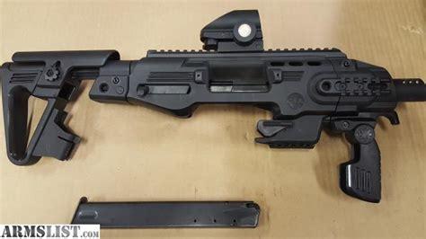 Sig-Sauer Sig Sauer Pistol To Carbine Conversion.