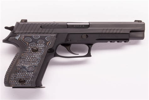 Sig-Sauer Sig Sauer Revolver For Sale.