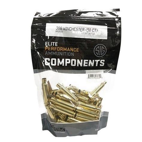 Sig Sauer Rifle Brass Reviews