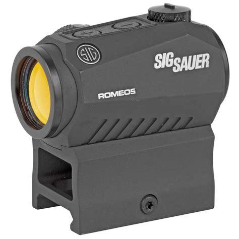 Sig Sauer Romeo5 1 X 20 Compact Red Dot Sight