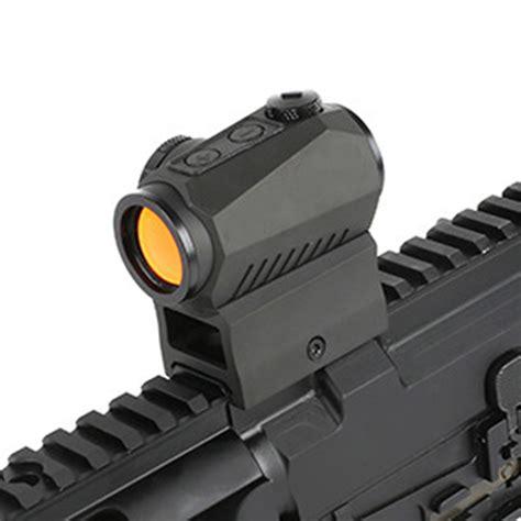Sig Sauer Romeo5 1x20mm Red Dot Sight Black - R52001