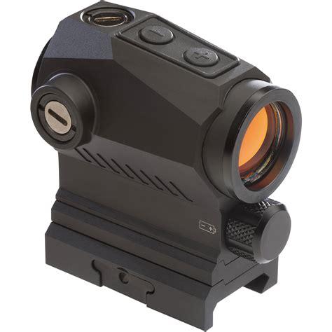 Sig Sauer Romeo5xdr Compact Red Dot Sight Romeo5 Xdr 2 Moa Red Dot Sight