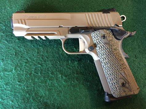 Sig-Sauer Sig Sauer Scorpion Carry 1911 For Sale.