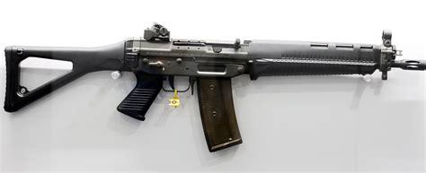 Sig Sauer Sg 550 Assault Rifle Fami