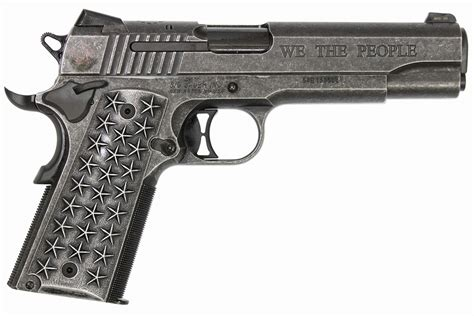 Sig-Sauer Sig Sauer Special Edition We The People.