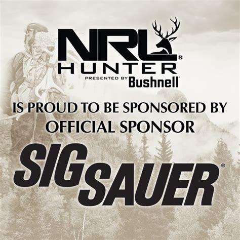 Sig-Sauer Sig Sauer Sponsorship.