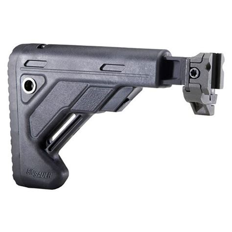 Sig Sauer Stock Telescoping Mpx 3 Position 1913 Interface