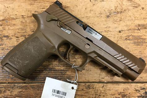 Sig-Sauer Sig Sauer Us Military Handgun.