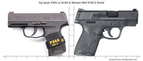 Sig-Sauer Sig Sauer Vs Smith And Wesson.