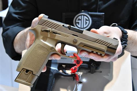 Sig Sauer Xm17 Pistol