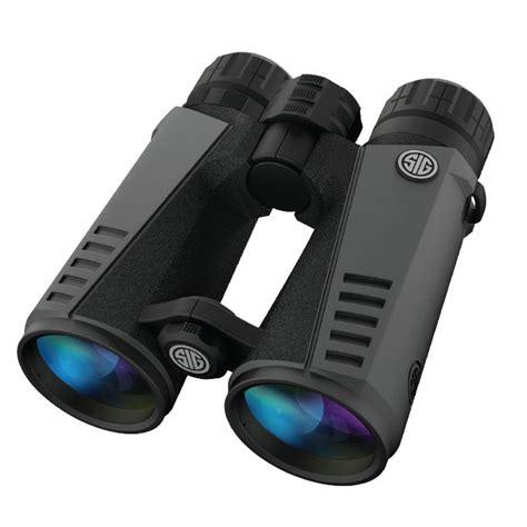 Sig Sauer Zulu 7 Binoculars Zulu 7 8x42mm Open Bridge Graphite
