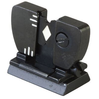 Sight Rear Folding Marble Arms Number 69 Flat Top 360