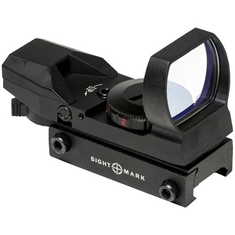 Sightmark Sure Shot Reflex Sight 4 Star Rating Free