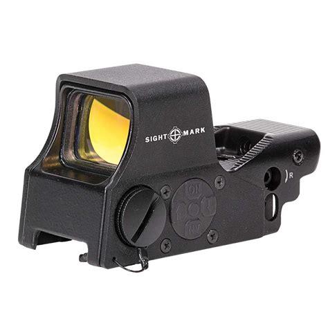 Sightmark Ultra Shot M-Spec 1x 24 Mm Reflex Sight 65 MOA