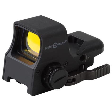 Sightmark Ultra Shot Pro Spec Night Vision Red Dot Sight