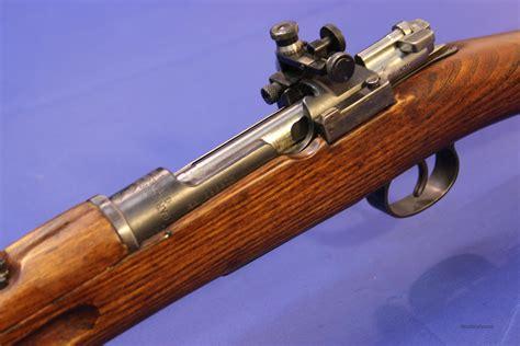Sights On The M96 Swedish Mauser