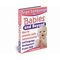 Sign language for babies and beyond! promo code