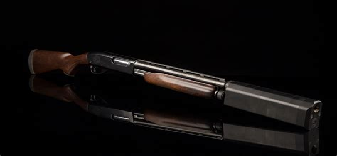 Silencer For Remington 870