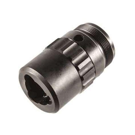 Silencerco 9mm 3lug Adapter And Silencerco Ac114