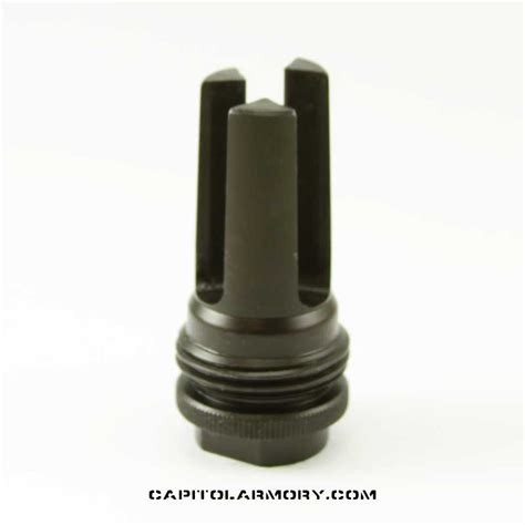 Silencerco Asr Flash Hider Capitol Armory And Shop For Cheap Price Stippling Tips Oregon Trail Defense