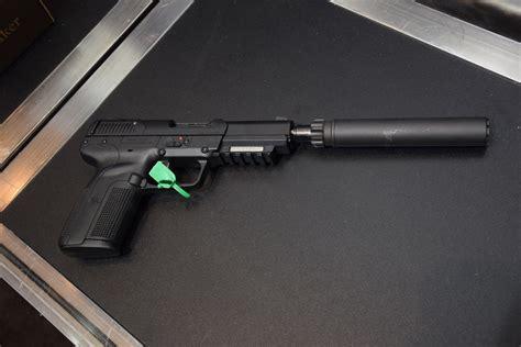 Silencerco Gun