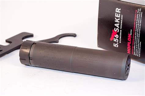 Silencerco Saker Minimum Barrel Length