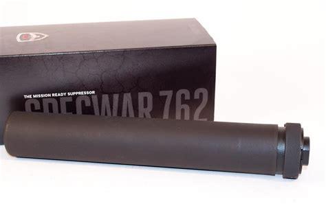 Silencerco Specwar 762 Review Gunsamerica