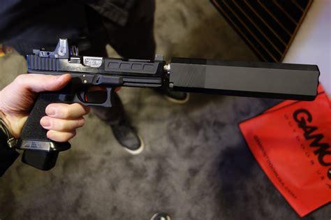 Silencerco Supressor Glock 17
