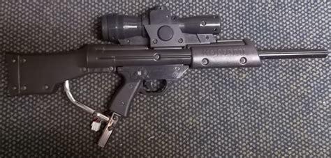 Silent Scope Rifle