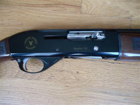 Silver Eagle Sporter Semi Automatic Shotgun