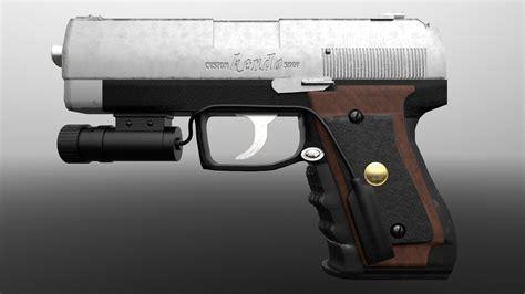 Silver Ghost Handgun Airsoft