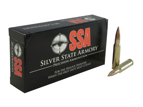 Silver State Ammo Review