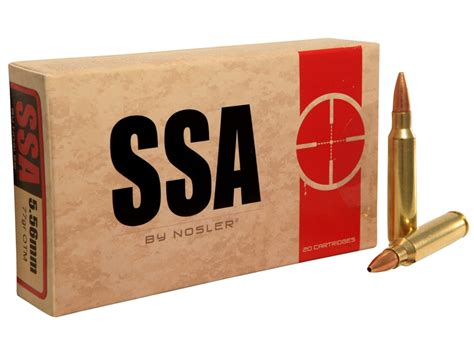 Silver State Armory 5 56 Nato Ammo 77gr Bthp 75010 Review