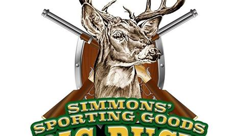 Simmons Sporting Goods Big Buck Contest