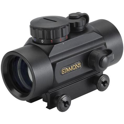 Simo 1x30 Red Dot Sight China Service