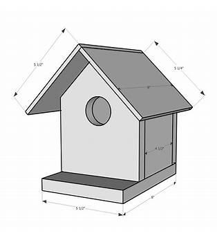 Simple Birdhouse Plans Free