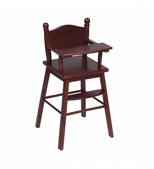 Simple High Chair Plans