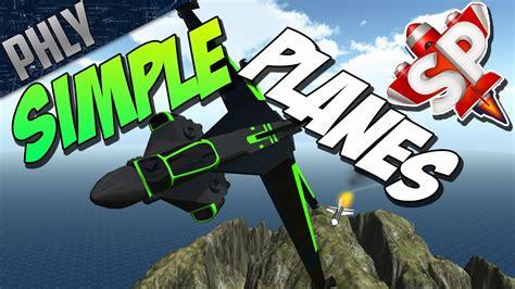 Simple Planes Gameplay