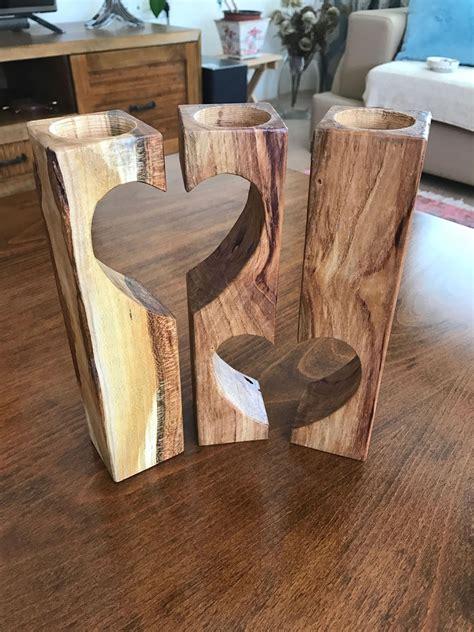 Simple wood craft ideas Image