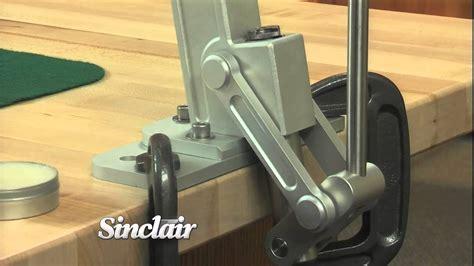 Sinclair 7 8-14 Benchrest Press