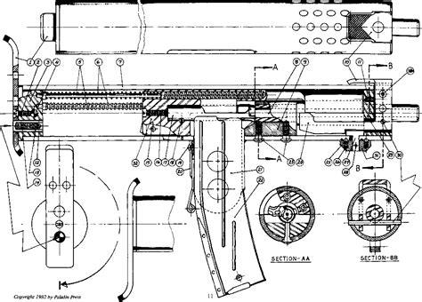 Sine Bar Rifling Machine Plans