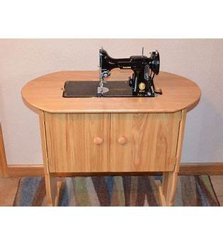 Singer Featherweight Model 68 Cabinet Plans